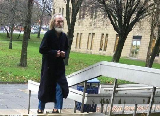 Michael Folan at Kirklees Magistrates' Court