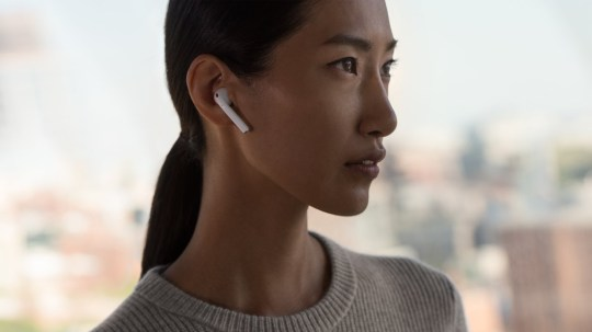 Apple AirPods (Picture: Apple)