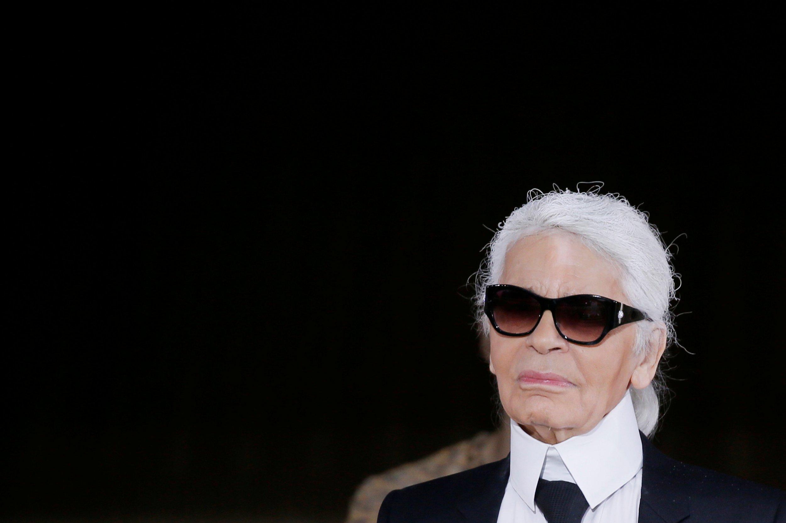 Chanel designer Karl Lagerfeld dead at 85