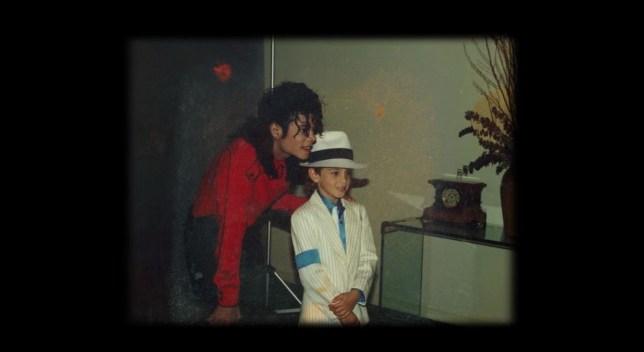 Michael Jackson documentary Leaving Neverland
