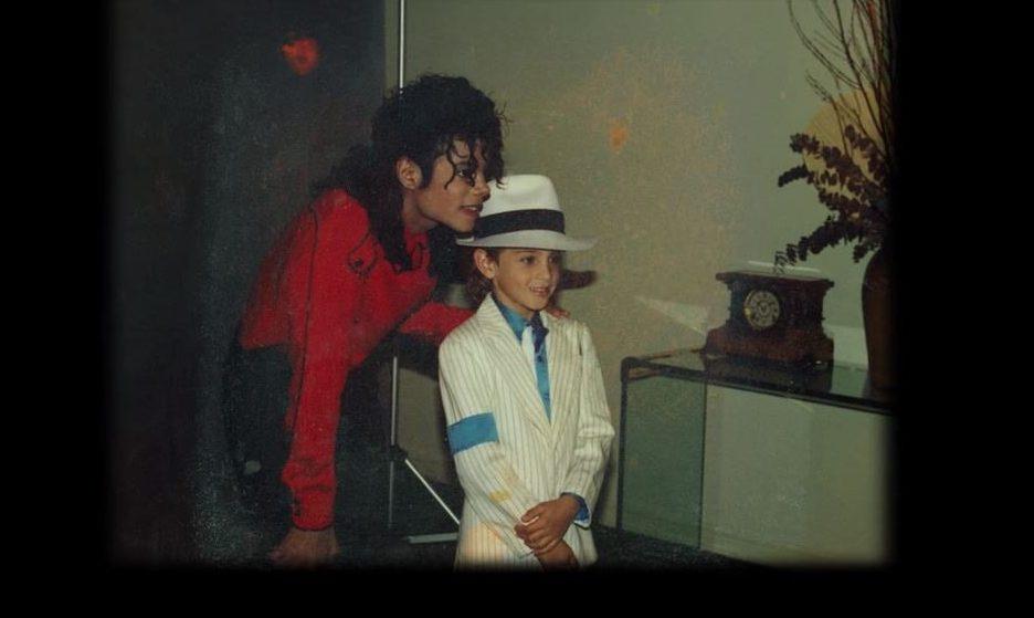 Michael Jackson's Leaving Neverland trailer released Provider: Channel 4 Source: https://www.youtube.com/watch?v=VnUBWzptIdI