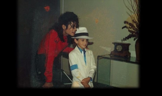 Michael Jackson's Leaving Neverland trailer released Provider: Channel 4 Source: https://www.youtube.com/watch?v=VnUBWzptIdI