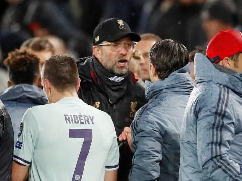 Jurgen Klopp explains handshake row with Niko Kovac after Bayern Munich draw