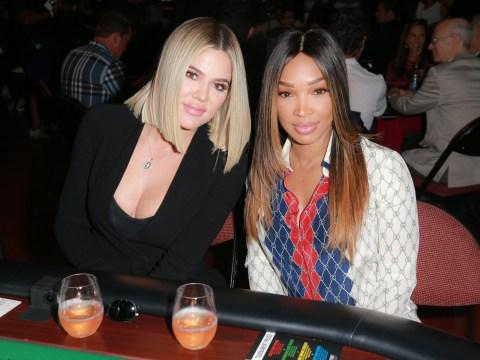 Malika Haqq says Khloe Kardashian is 'doing really good' after Tristan Thompson split