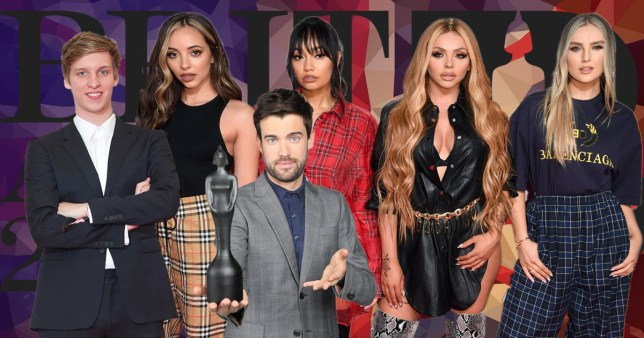 jack whitehall, little mix and george ezra, all due to perform at the brit awards