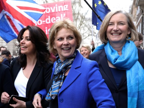 'The right-wing Brexiteers have won,' Tory defectors claim
