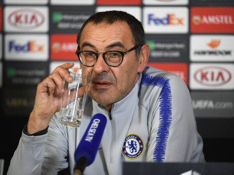 Paul Merson slams Maurizio Sarri and says only three Chelsea players can defend