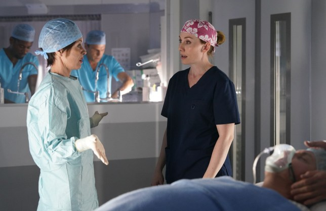 It's a clash of titans between Connie and Jac Naylor