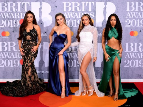 Little Mix refuse to be grilled over Piers Morgan drama during awkward Brits 2019 interview