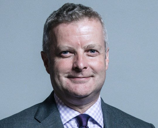 Undated UK Parliament official portrait of Christopher Davies, Conservative MP for Brecon and Radnorshire, who has been charged over allegations he falsified two invoices in support of Parliamentary expenses claims. PRESS ASSOCIATION Photo. Issue date: Thursday February 21, 2019. See PA story POLICE Davies. Photo credit should read: Chris McAndrew/UK Parliament/PA Wire
