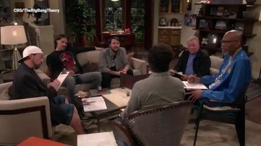 The Big Bang Theory: New promo sees cameos in action