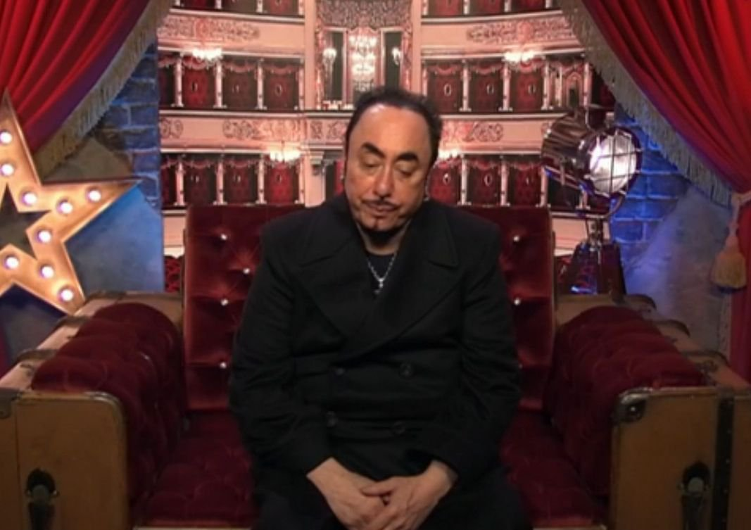 David Gest texted Lizzie Cundy to break him out of Celebrity Big Brother house with 'secret phone he hid up bum'