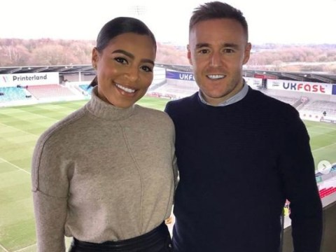 Is Coronation Street's Alan Halsall dating former co-star Tisha Merry?