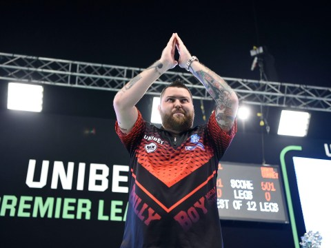 Michael Smith to play Premier League and UK Open darts despite groin operation this week