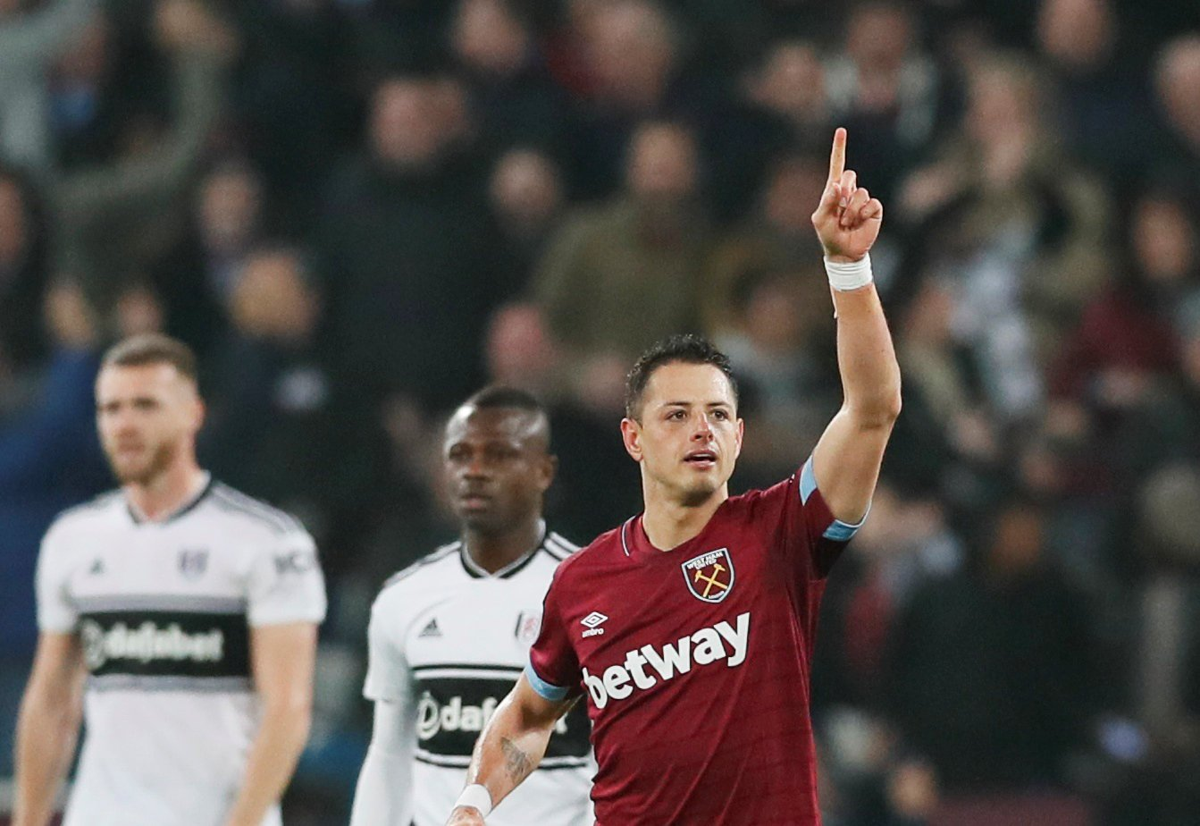 'It's cheating': Jamie Carragher slams Javier Hernandez for handball goal against Fulham
