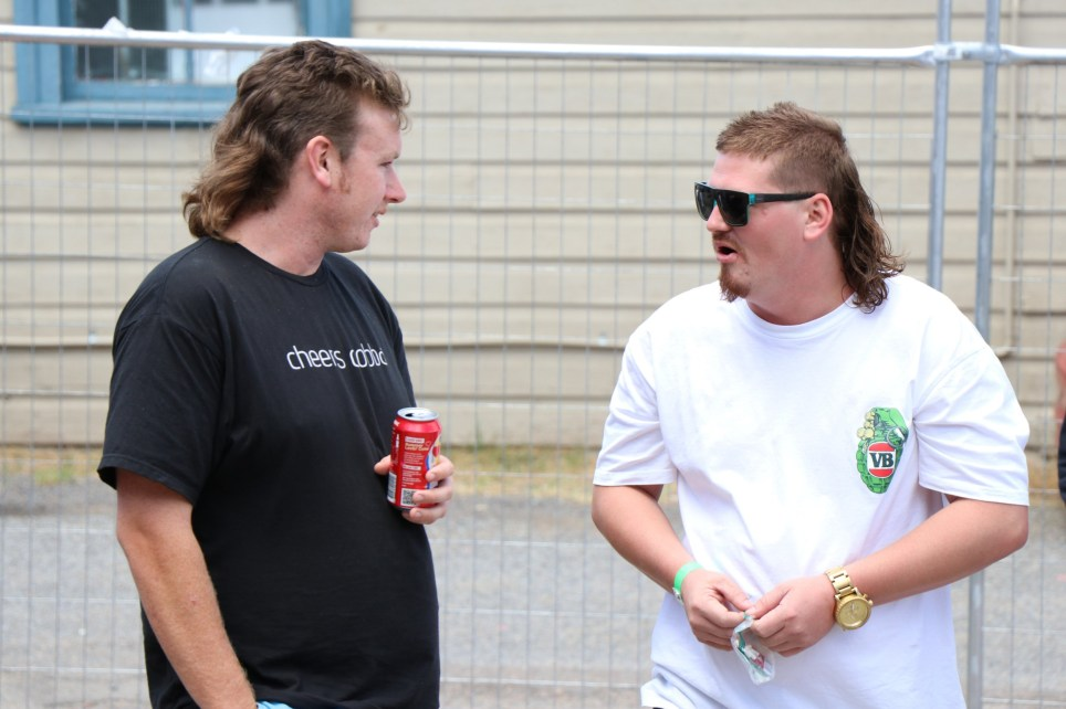 Australians Gather To Show Off Their Hair At Mulletfest