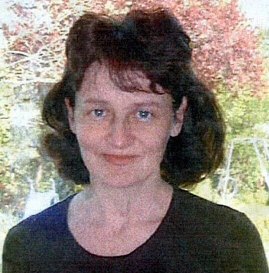 "File photo of mum-of-four Linda Razzell. See SWNS story SWBRrazzell; A forensic tent has gone up in a field near Pentylands Lane in Highworth. Wiltshire Police has said it is keeping an open mind as to whether the search is connected to the murder of Highworth mum Linda Razzell. Mrs Razzell's husband Glyn was convicted in 2003 of her murder but her body has never been found. An area on Pentylands lane was sealed off and police could be seen walking around the field. In a statement issued last night a spokeswoman for Wiltshire Police said: ""We are conducting some local enquiries in the Highworth area today (Friday 22 February) following information from a member of the public."