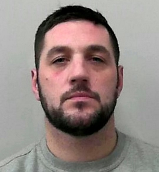 Photo of prisoner Phillip Barrett, 37, who escaped on the M32 while being transported from HMP Bristol at about 2.40pm yesterday (Thursday, 21 February). See SWNS story SWBRescape; Detective Chief Inspector Ed Yaxley said: ?We?ve been utilising every resource we have at our disposal to track Barrett down since his escape yesterday afternoon. ?We?re now turning to the public for help and asking for anyone who sees him to contact us.