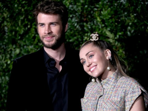 Miley Cyrus and Liam Hemsworth shine with newlywed glow at pre-Oscars 2019 dinner