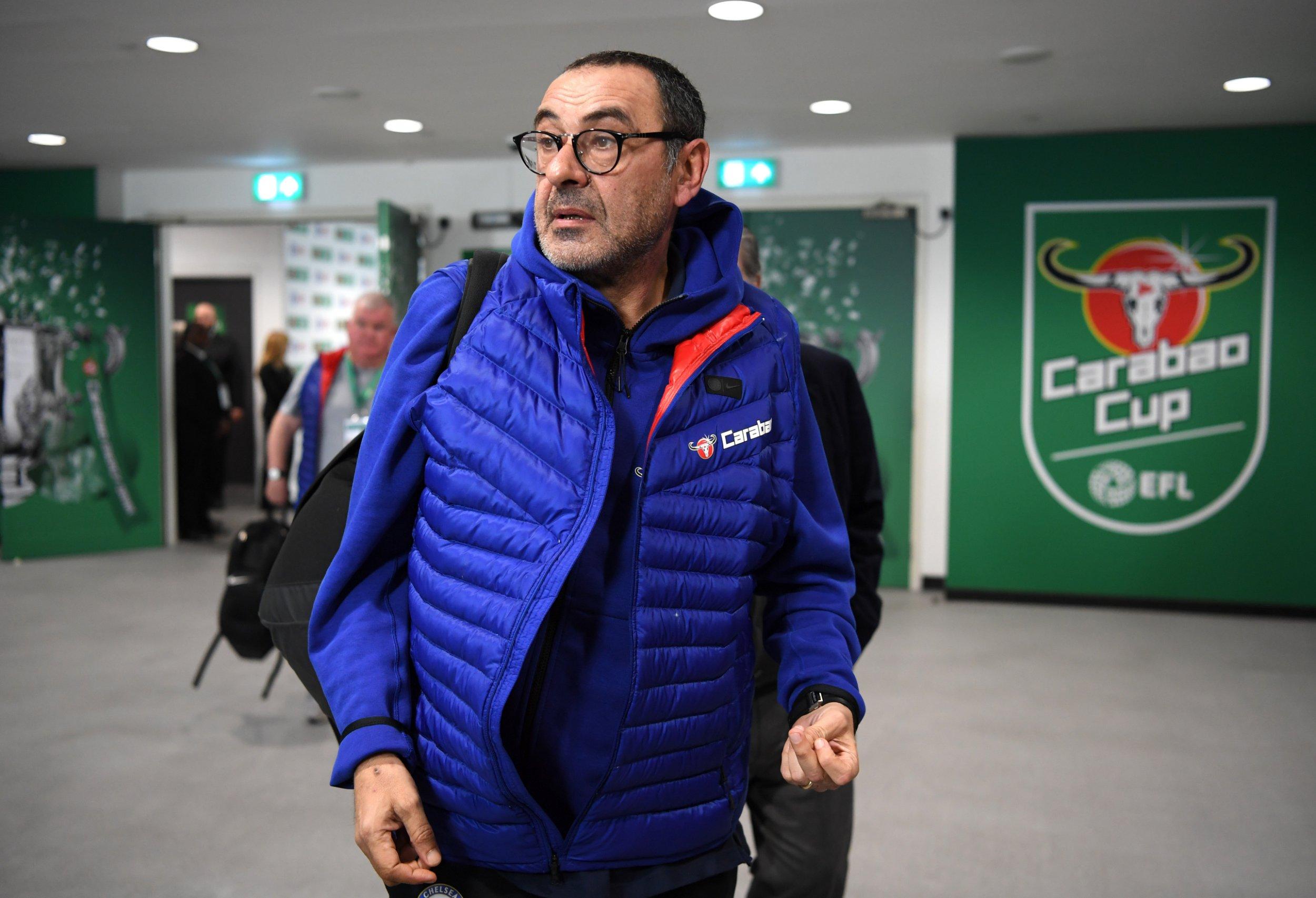 Kepa Arrizabalaga substitution row will cost Maurizio Sarri his job at Chelsea, says Alan Shearer