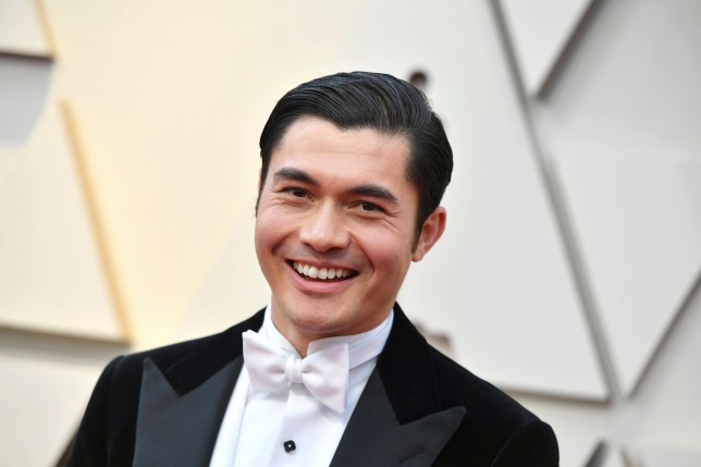 Henry Golding arrives at the Oscars on Sunday, Feb. 24, 2019, at the Dolby Theatre in Los Angeles. (Photo by Jordan Strauss/Invision/AP)