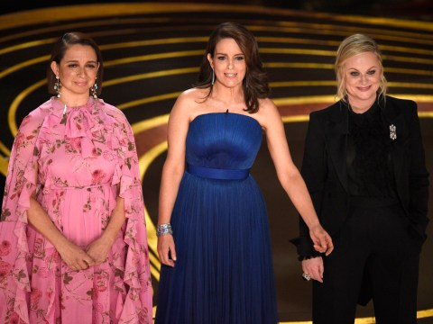 Who hosted the Oscars?