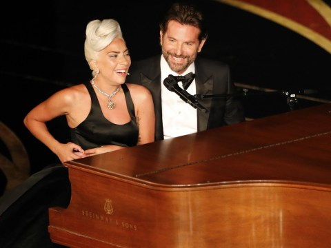 Bradley Cooper and Lady Gaga received a second standing ovation for Oscars' Shallow performance