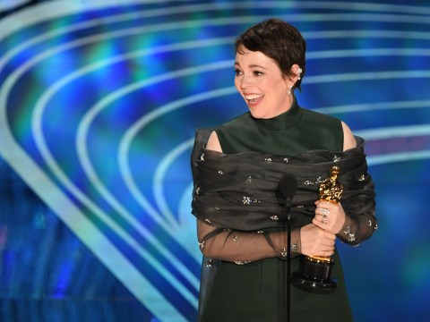 Dear Olivia Colman, thank you for proving women over 40 are not extinct