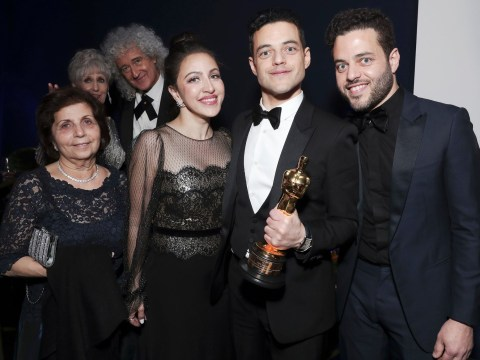 How Rami Malek's family in Egypt celebrated his Oscars 2019 win: 'It was like the World Cup'