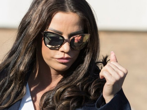 Katie Price 'claims friend was driving vomit-covered Range Rover' when it crashed amid drink driving trial