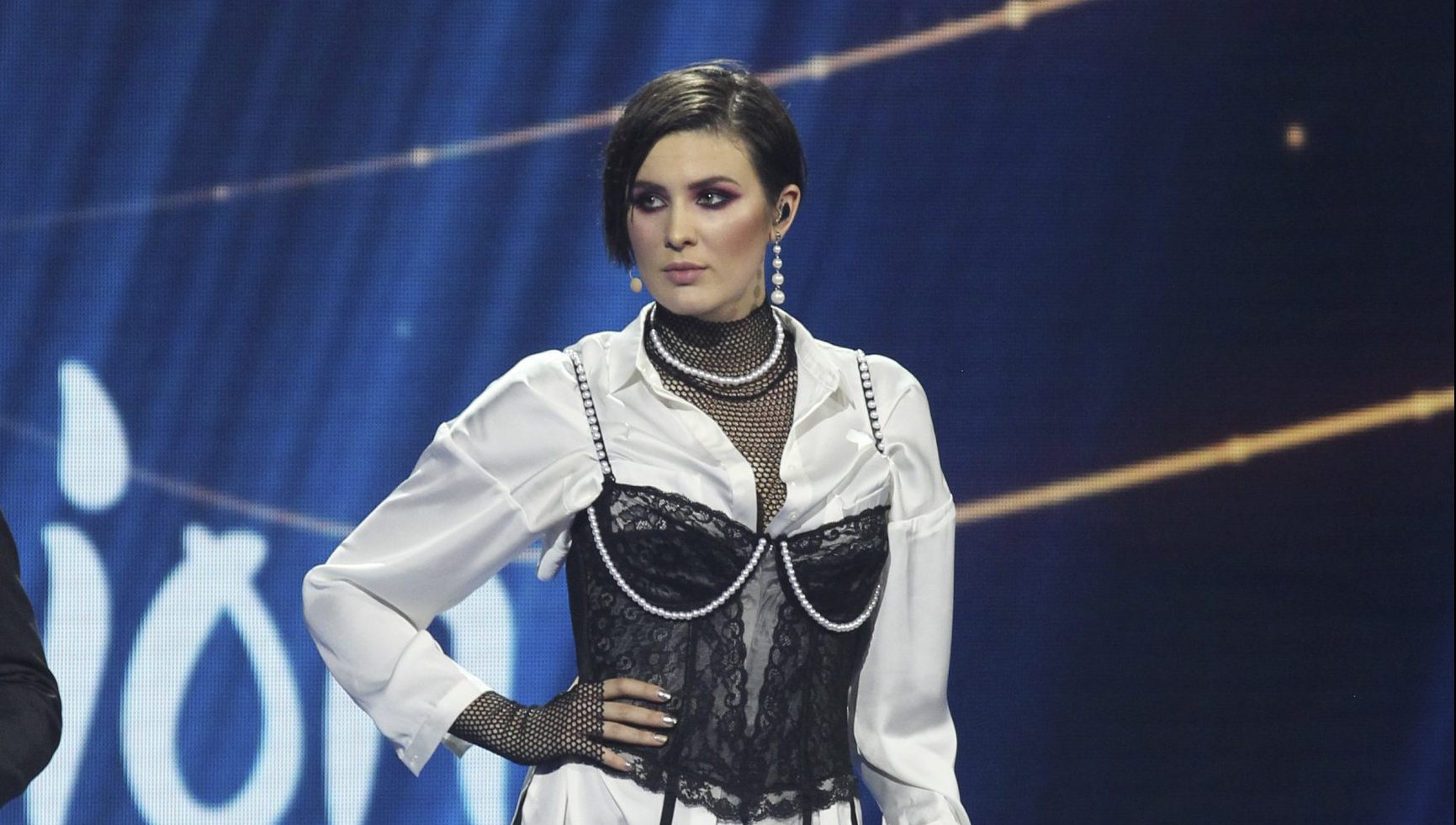 Why is Ukraine not taking part in the Eurovision Song Contest this year?