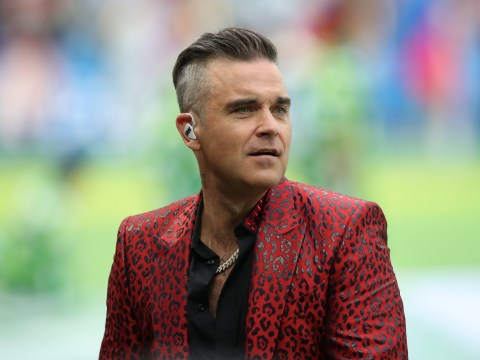 Robbie Williams 'was going to die' if he didn't clean up his act and 40-a-day cigarette habit