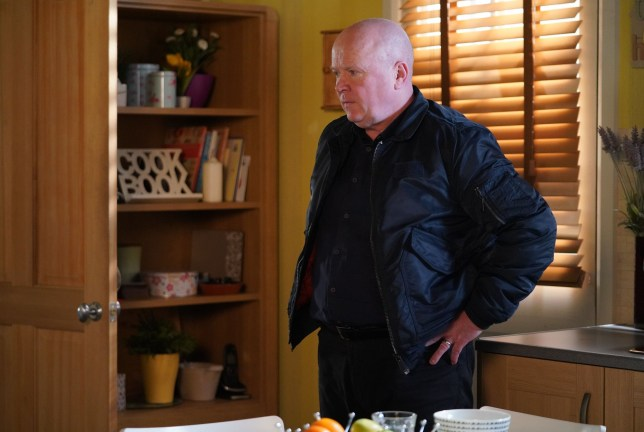 Phil Mitchell is back in the Square