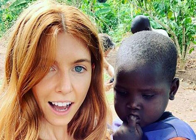 Stacey Dooley defended amid 'white saviour' row by family of Ugandan boy: 'We need the help'