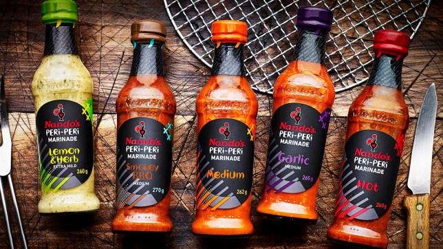 Nando?s celebrating St. David's Day with free PERi-PERi sauce bottles for anyone named David