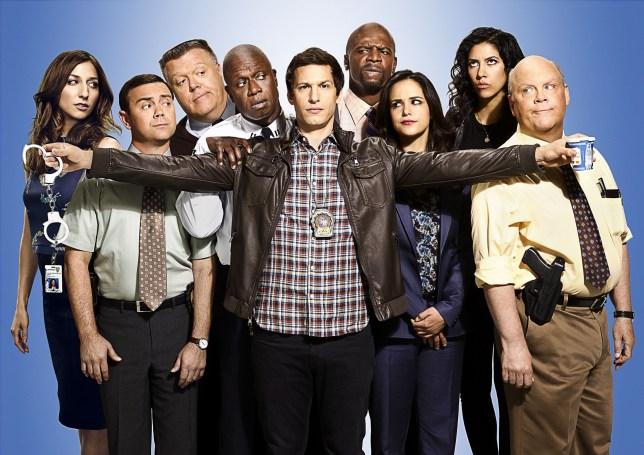 Brooklyn Nine-Nine (Picture: NBC)
