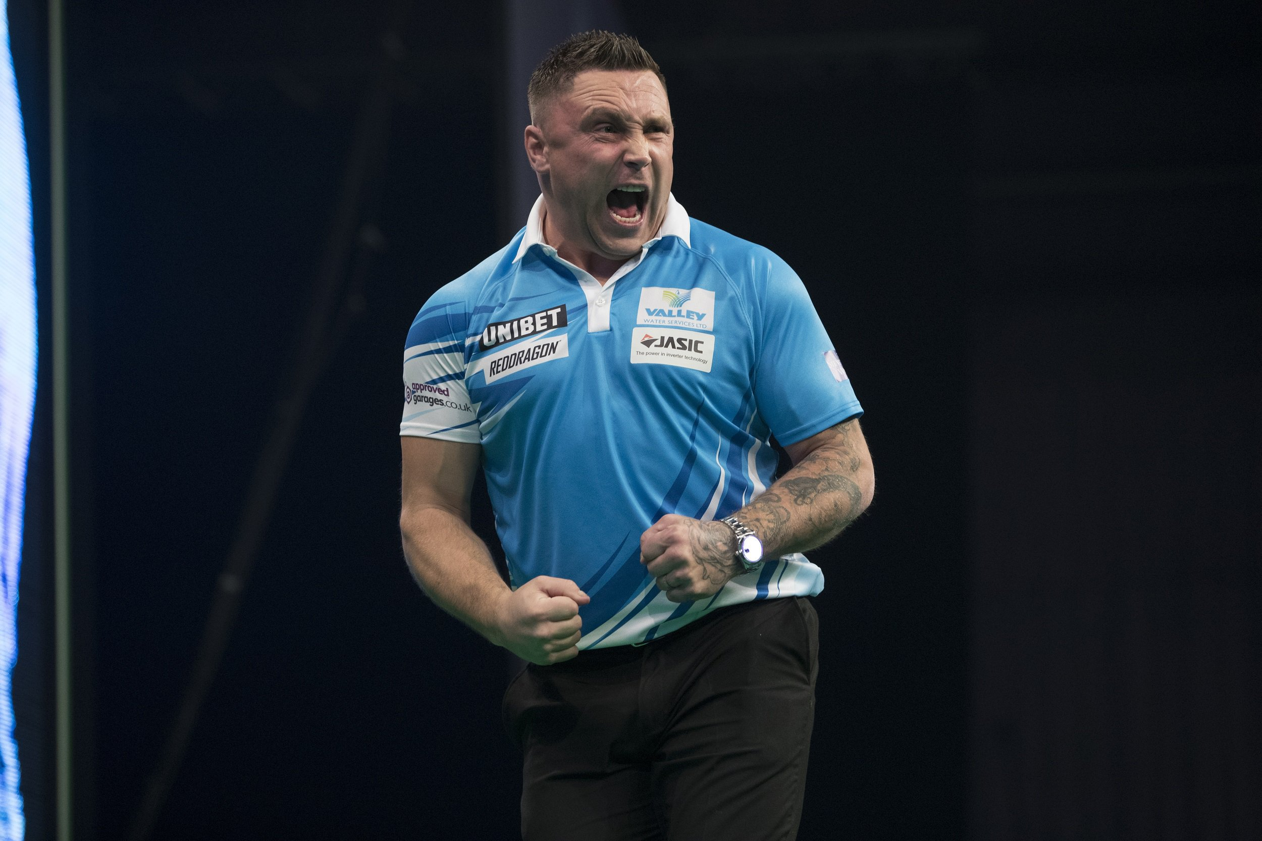 Gerwyn Price claims he's currently the best player in the world ahead of Michael van Gerwen clash