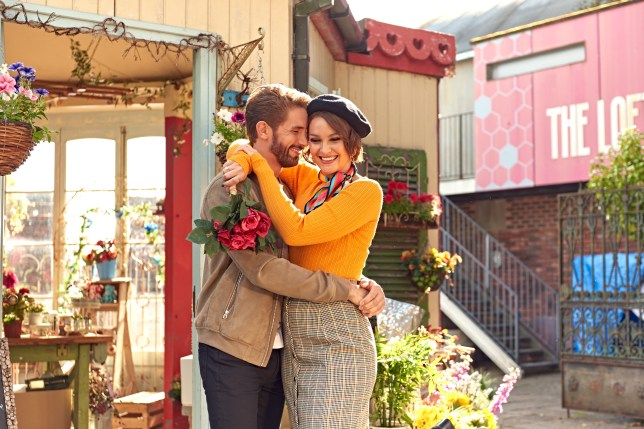 Brody tells Sienna he loves her in Hollyoaks
