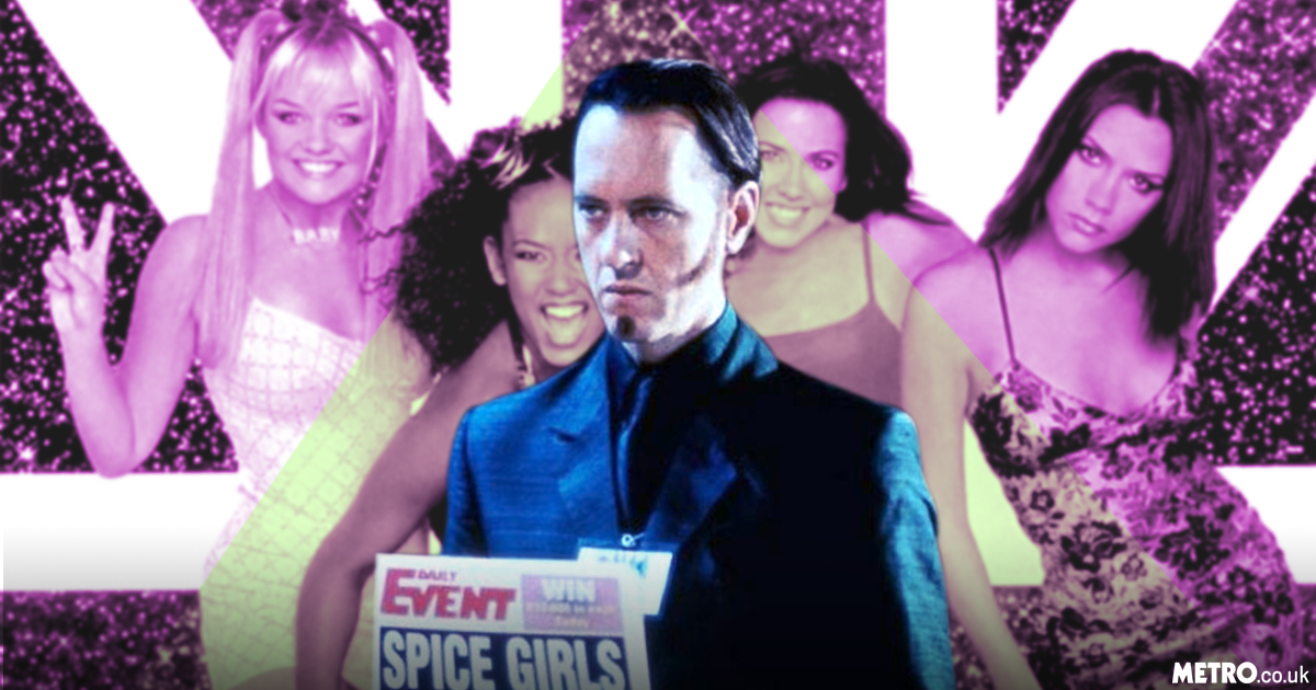 Why Richard E Grant's role as Clifford in Spice World is worthy of an Oscar