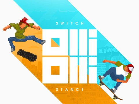 OlliOlli: Switch Stance review – manual release