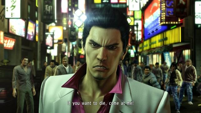 Yakuza Kiwami screenshot
