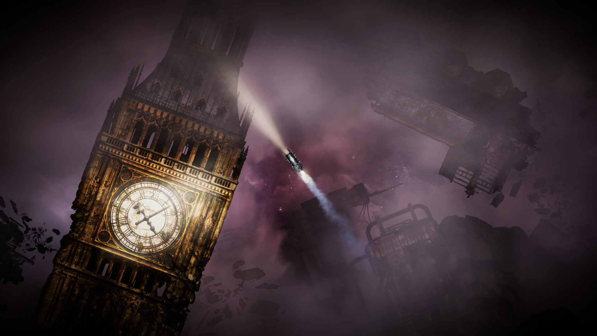Sunless Skies (PC) - empire of the stars