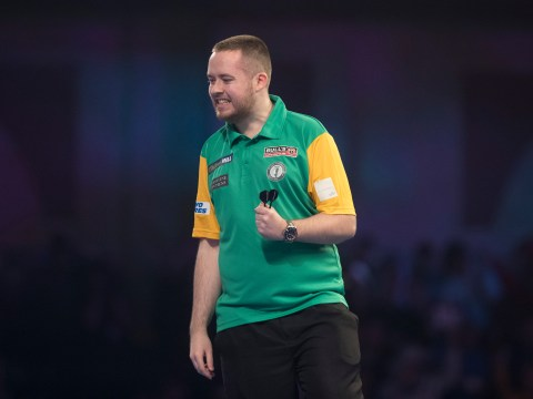 'Peter Wright is the one under pressure, not me' says latest Premier League Darts contender Steve Lennon