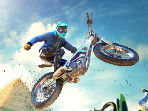 Trials Rising review – back in the saddle