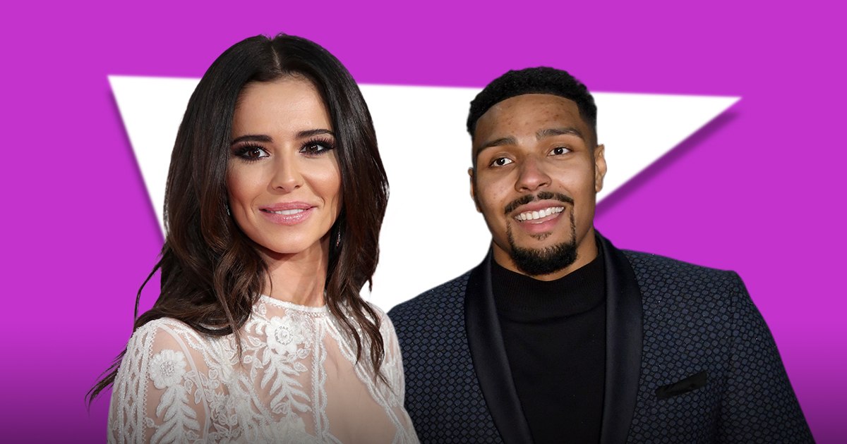 The Greatest Dancer host Jordan Banjo is said to be 'obsessed' with Cheryl