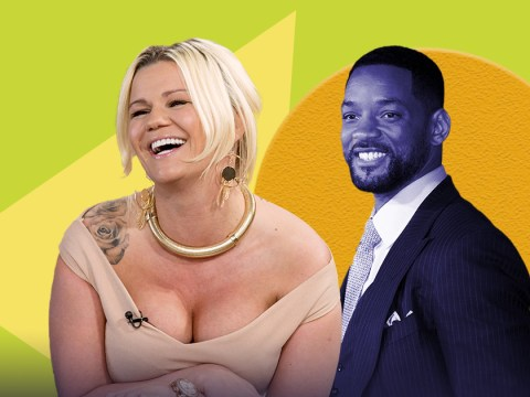 Kerry Katona reveals Will Smith complimented her 'massive breasts' and we are shook