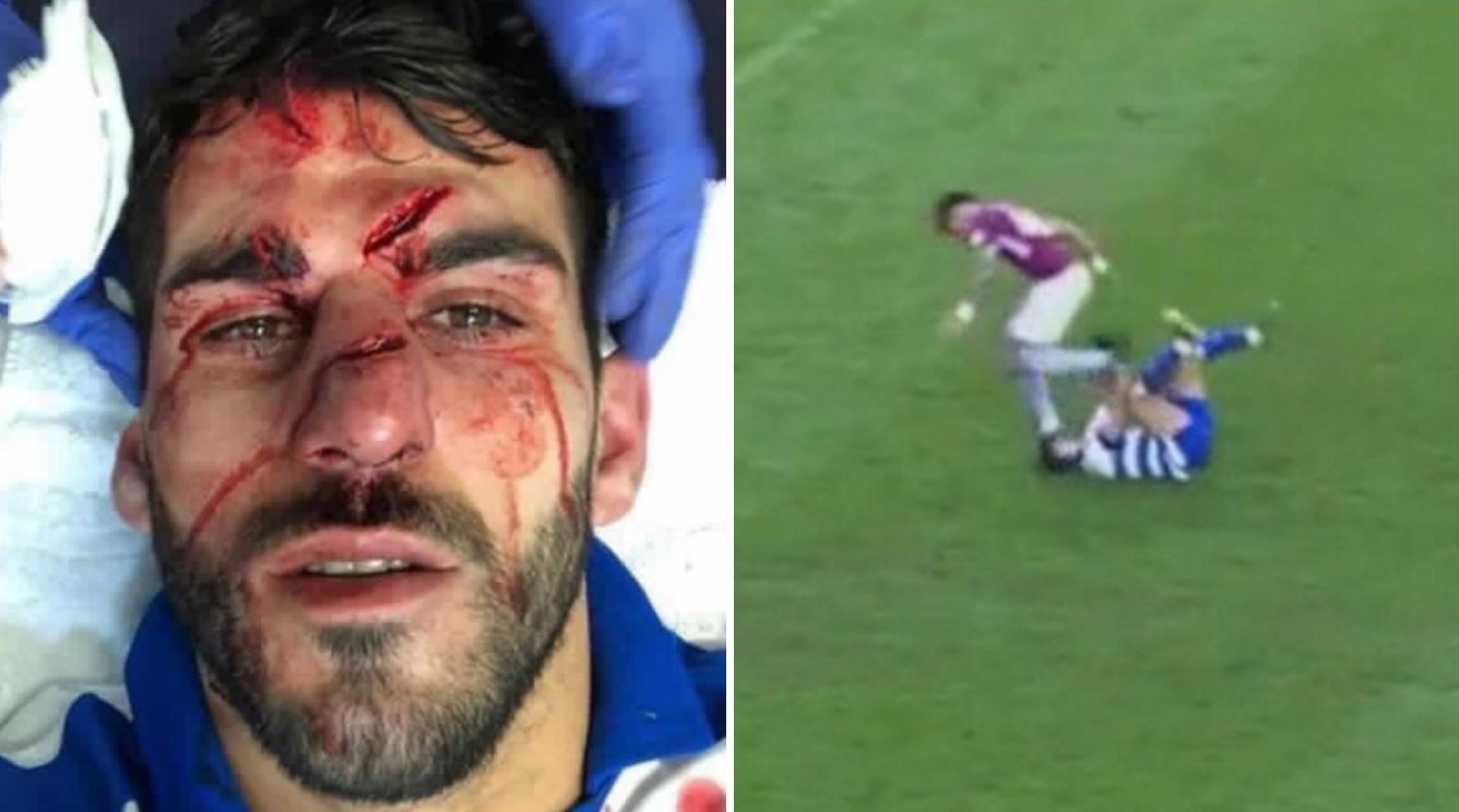 Tyrone Mings sends message to Nelson Oliveira after horrific stamp on Reading star