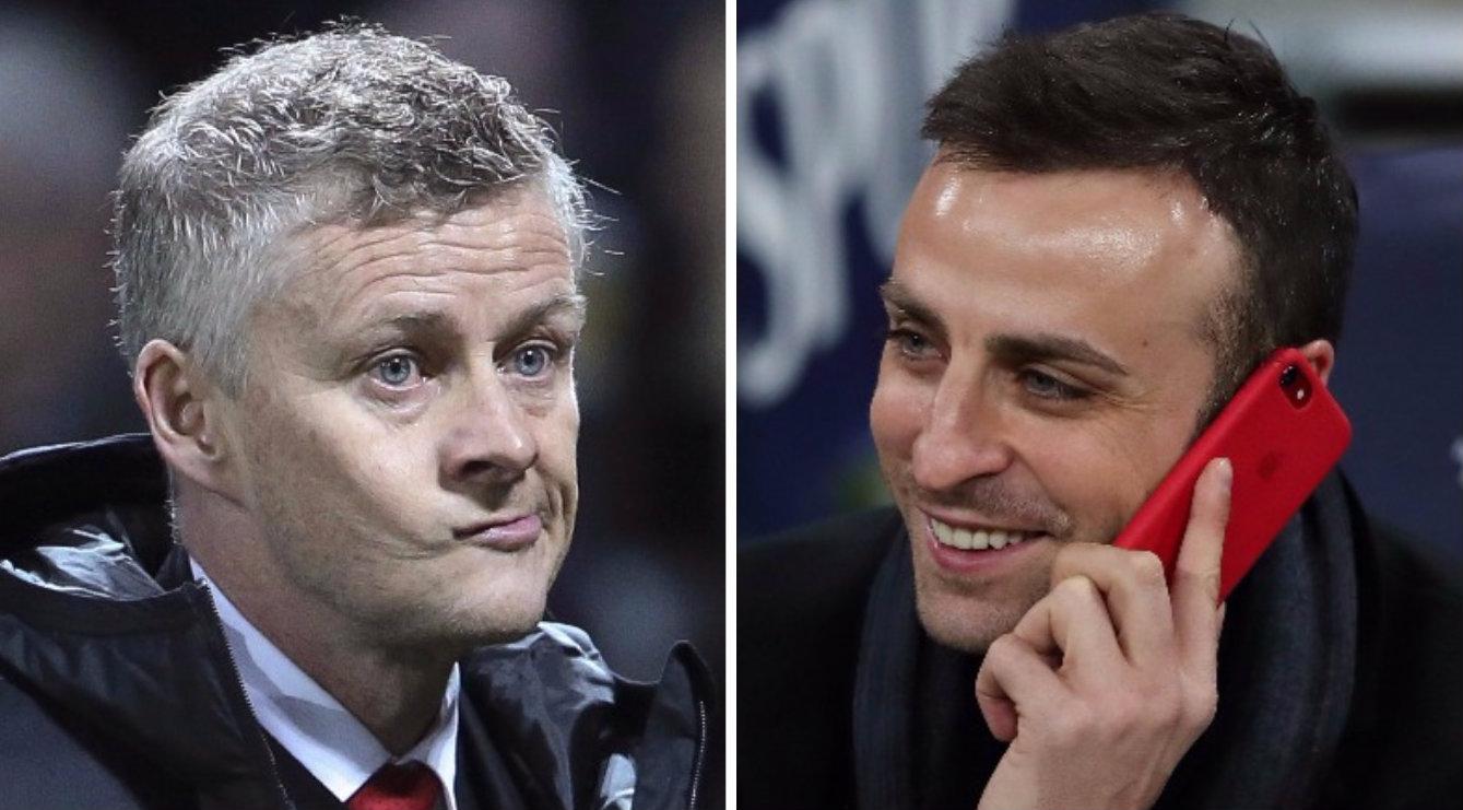 Dimitar Berbatov slams Ole Gunnar Solskjaer doubters 'talking s***' after PSG defeat