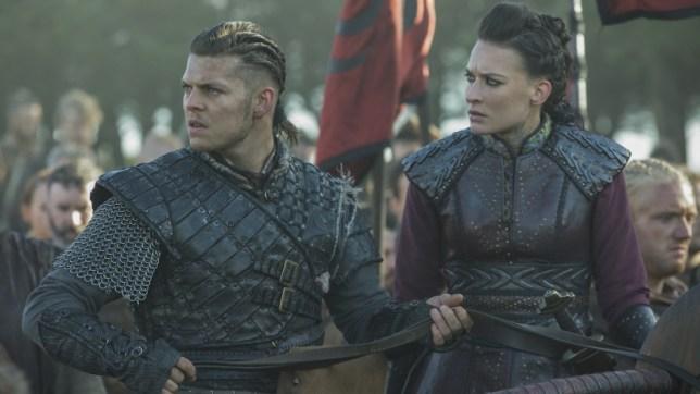 5ea0e920 Vikings creator warns Ivar the Boneless will shock with new secrets ...