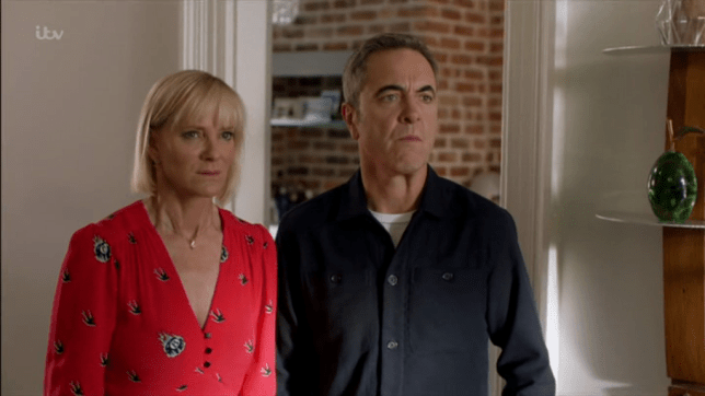 Cold Feet viewers were fuming over Adam and Karen's relationship (Picture: ITV)